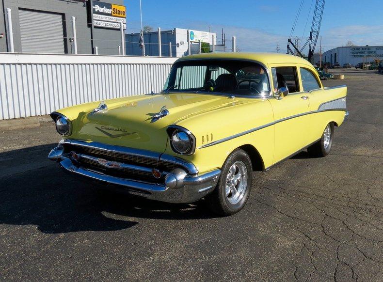 1957 Chevrolet 210 Bel Air For Sale 89132 Mcg