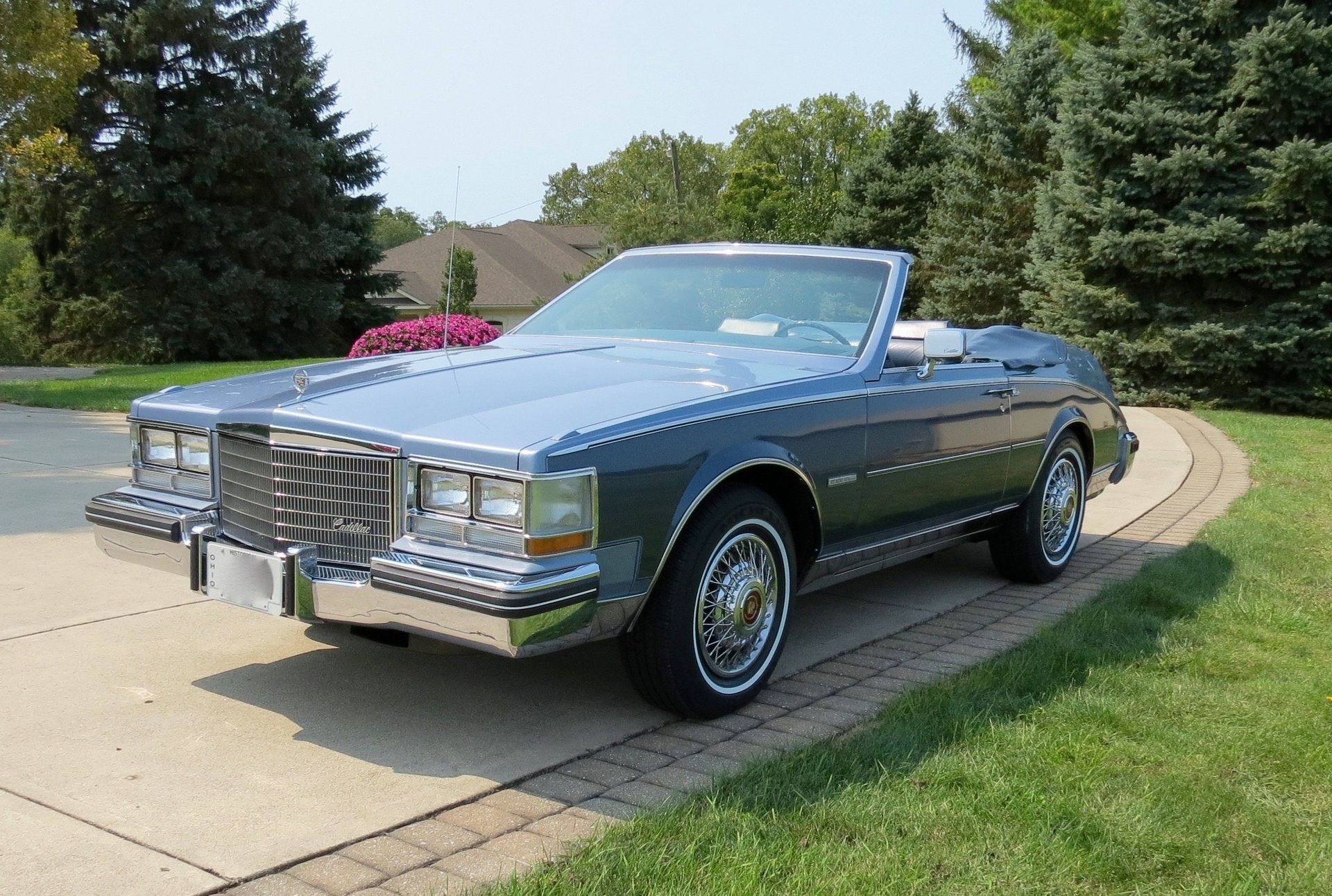 1983 Cadillac Seville For Sale  67749