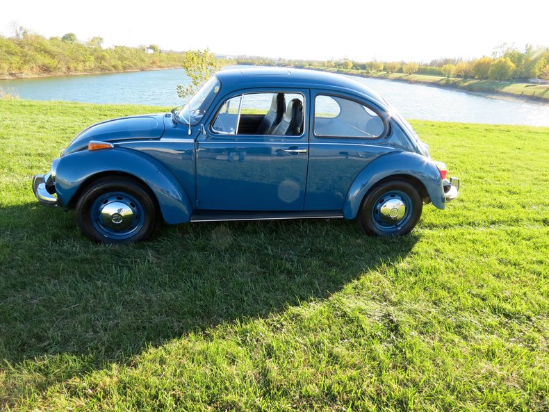 1973 1973 Volkswagen Beetle For Sale