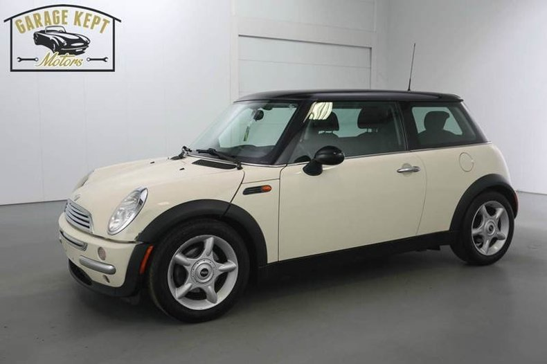 2003 mini cooper garage kept motors for Garage mini cooper annemasse
