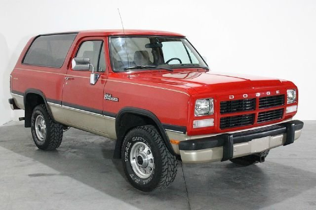 Dodge Durango Reviews >> 1993 Dodge Ramcharger | Garage Kept Motors