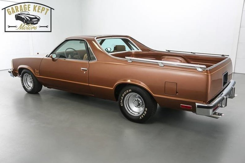 1980 Chevrolet El Camino Garage Kept Motors