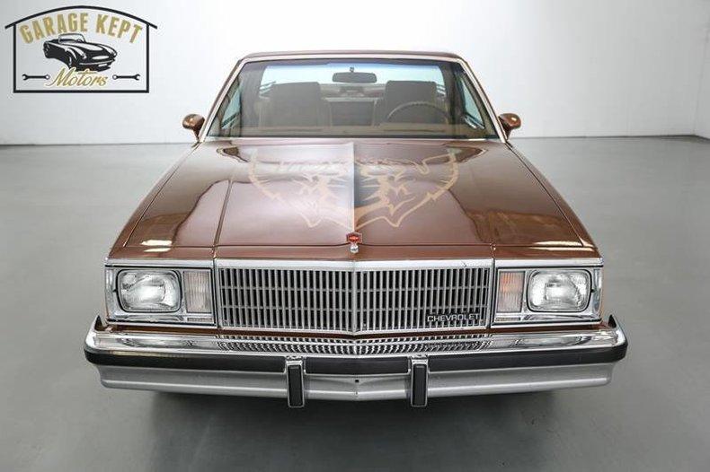 1980 Chevrolet El Camino Garage Kept Motors