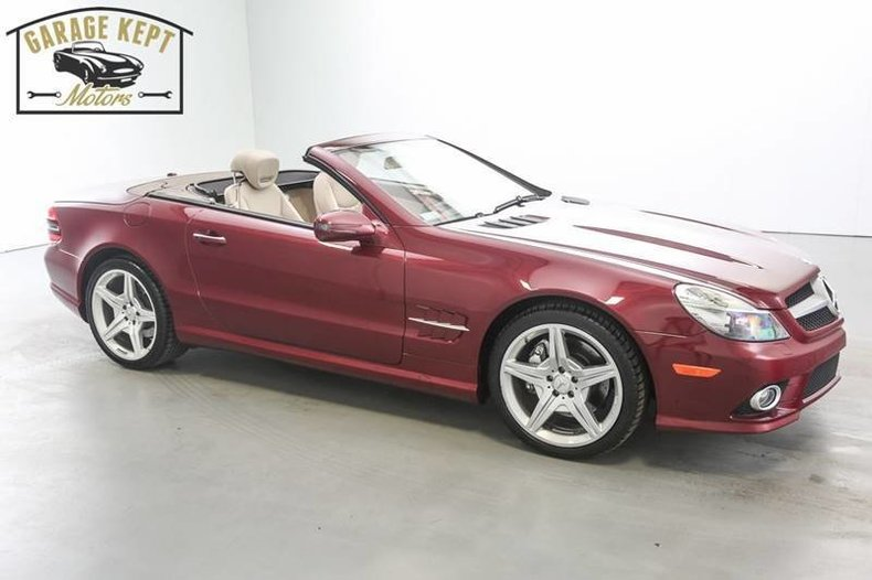 2009 2009 Mercedes-Benz SL-Class For Sale