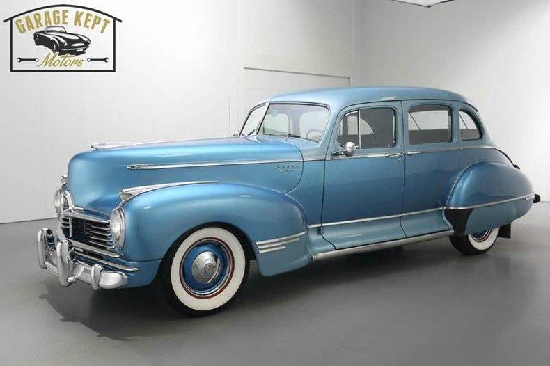 1947 Hudson Super