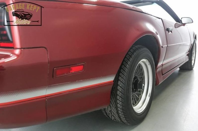 1986 1986 Pontiac Firebird For Sale