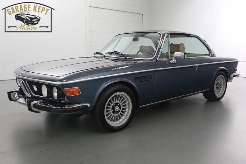 1975 BMW 3.0CSi
