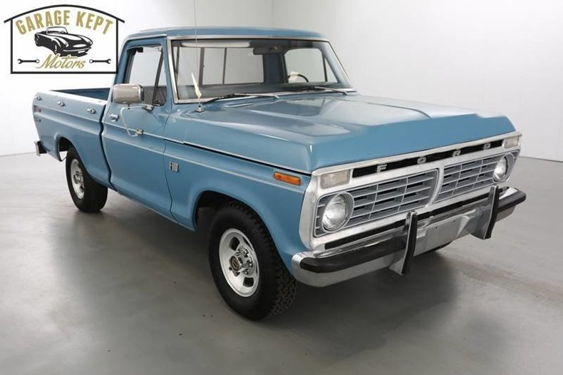 1974 Ford F100 Classics for Sale - Classics on Autotrader  |1974 Ford F100