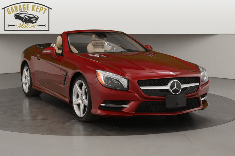 2016 Mercedes-Benz SL 550 for sale #50633 | MCG