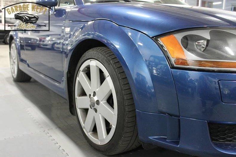 2004 2004 Audi TT For Sale