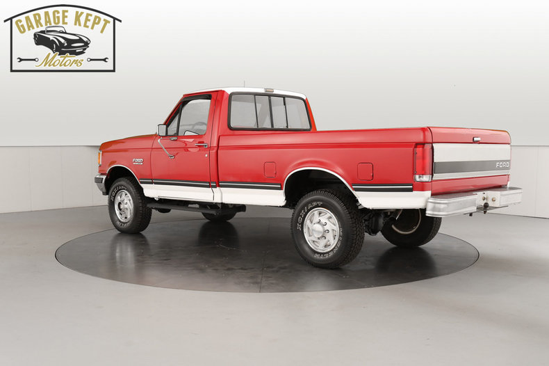 1987 ford f 250 lariat xlt for sale 52803 mcg. Black Bedroom Furniture Sets. Home Design Ideas