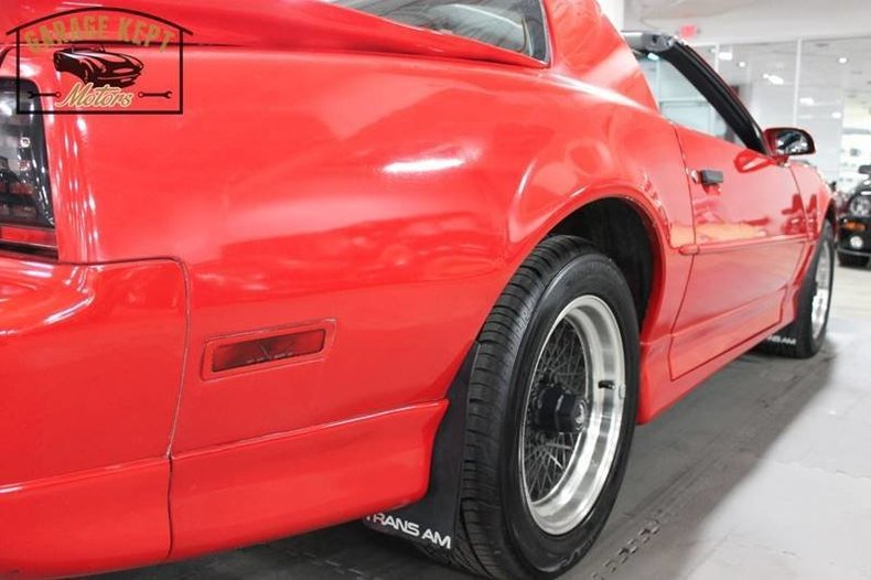1989 1989 Pontiac Firebird For Sale