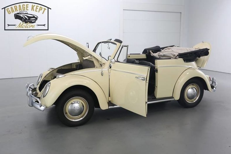 1964 1964 Volkswagen Beetle For Sale