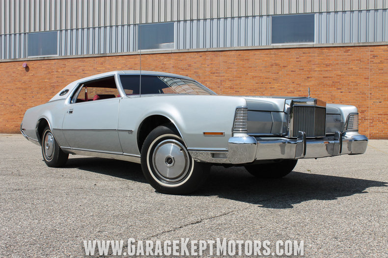 1973 lincoln continental my classic garage. Black Bedroom Furniture Sets. Home Design Ideas