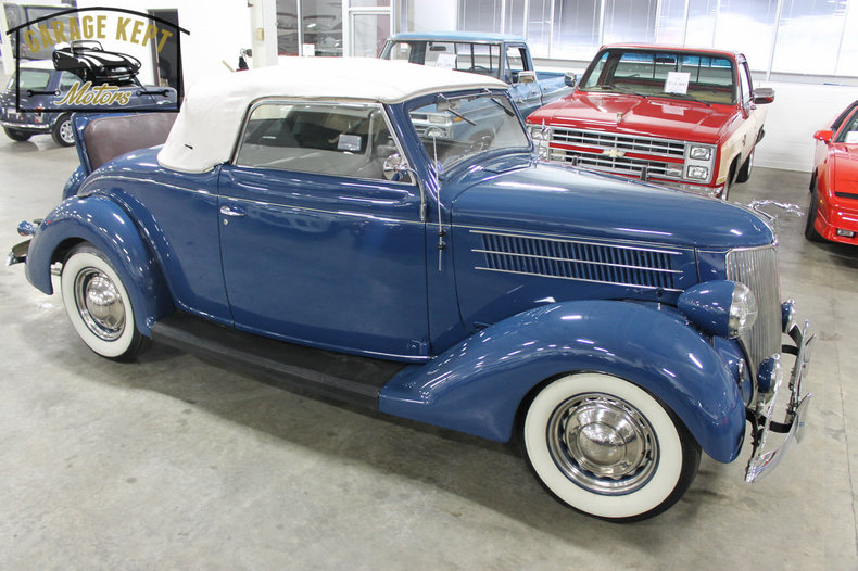 1936 1936 Ford Cabriolet For Sale