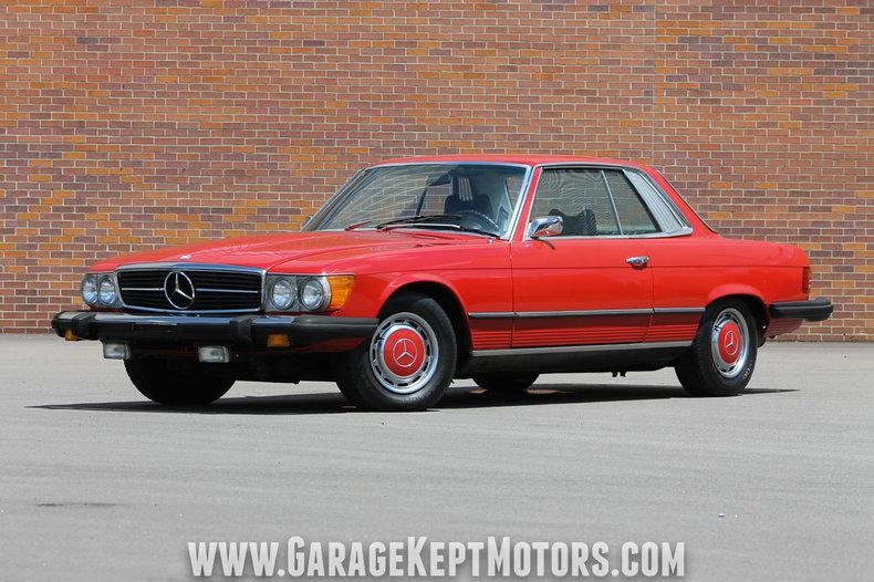 1974 Mercedes-Benz 450SLC