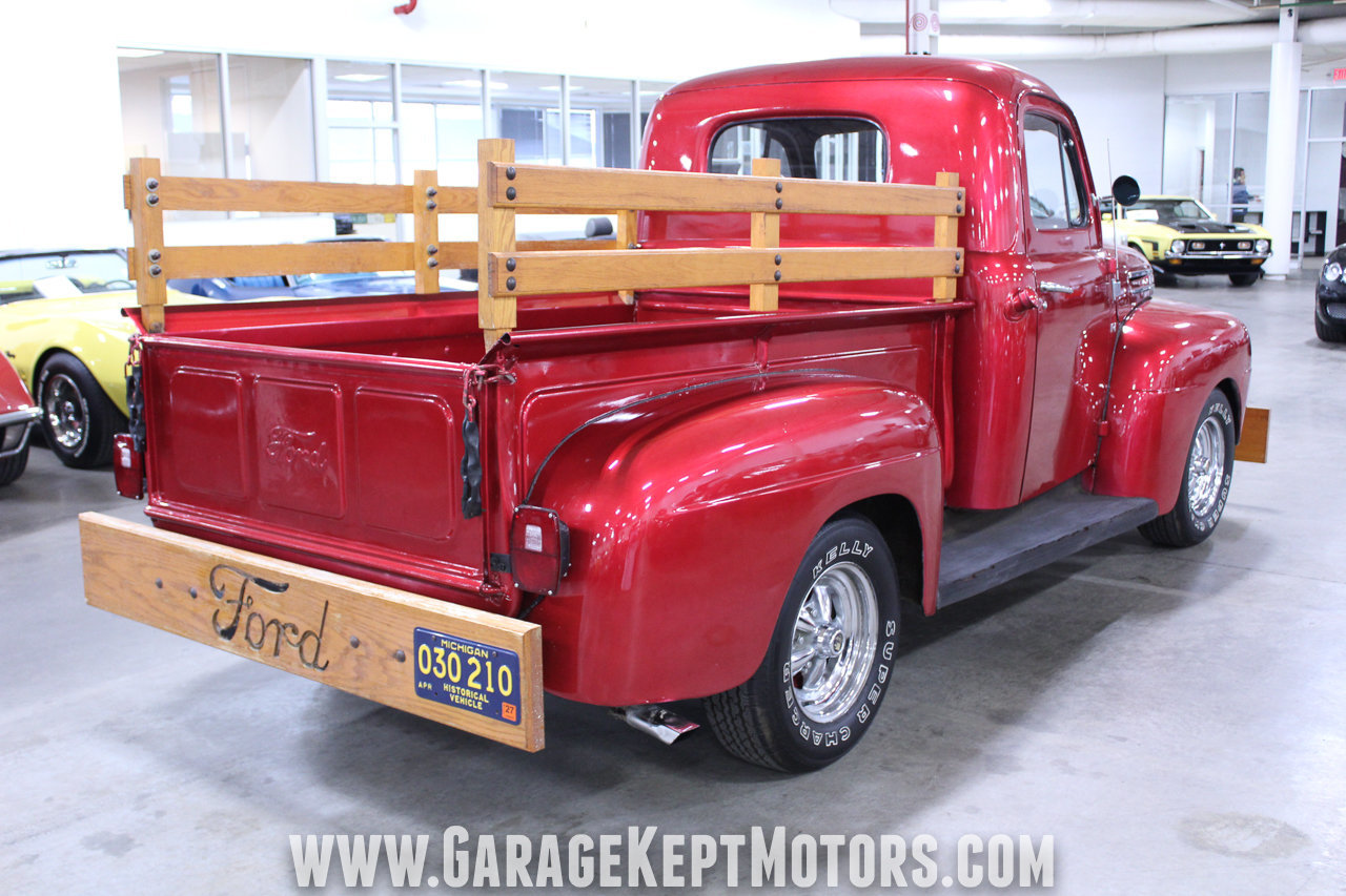1949 Ford F1 For Sale 70185 Mcg Pickup Truck