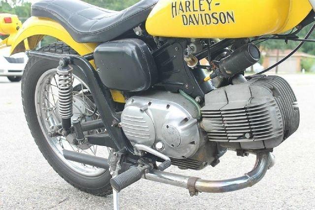 1972 1972 Harley-Davidson Sprint For Sale