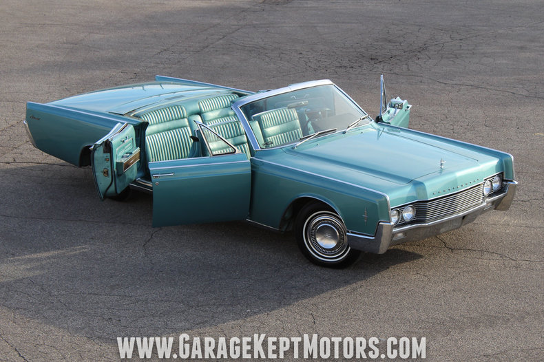 1966 Lincoln Continental | Garage Kept Motors