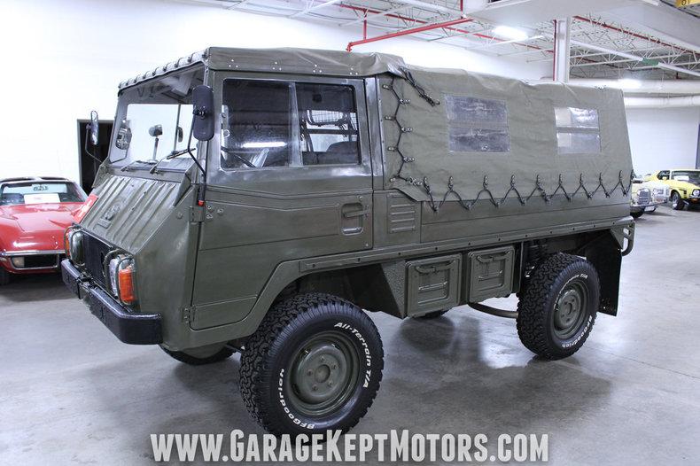 1975 Pinzgauer 710