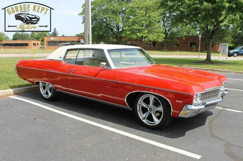 1970 1970 Chevrolet Impala For Sale