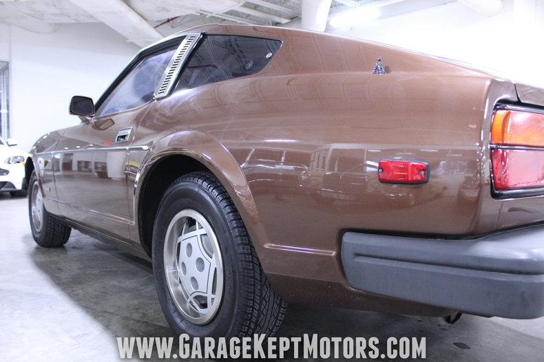 1979 Datsun Z-Series --: 1979 Datsun 280ZX  Bronze Metallic Coupe 2.8L 6-Cylinder 64211 Miles