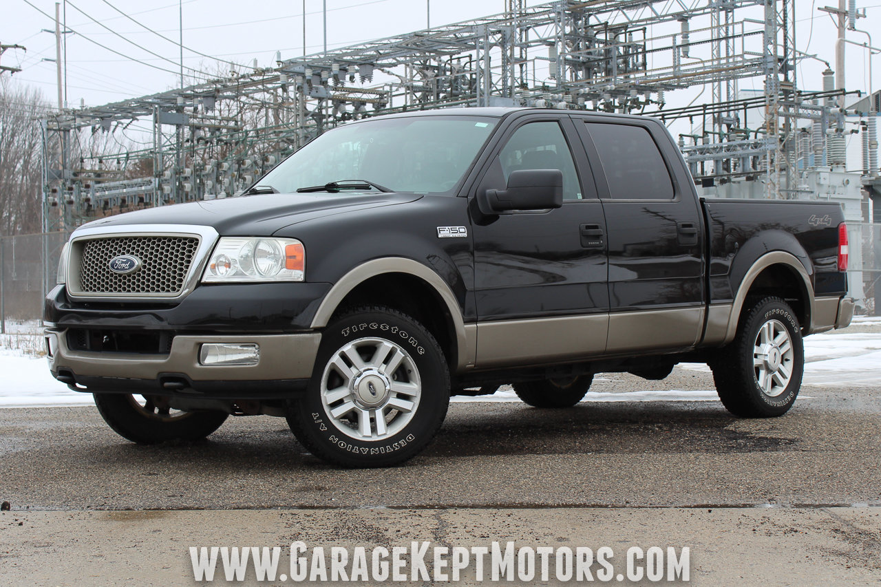 2004 ford f 150 lariat for sale 80322 mcg. Black Bedroom Furniture Sets. Home Design Ideas