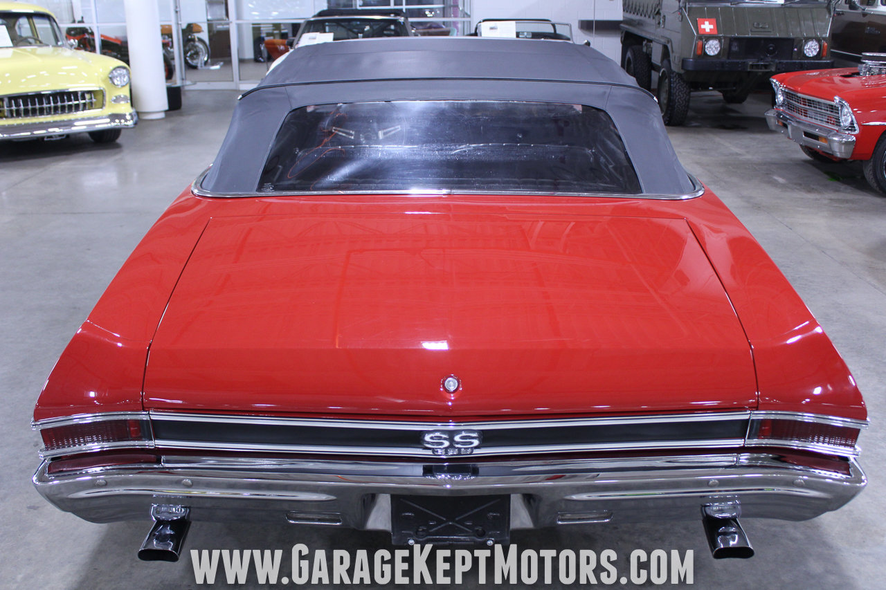 Will Chevrolet Bring Back The Chevelle2019 Chevelle Ss 1966 396 For Sale 1968 Convertible 85138