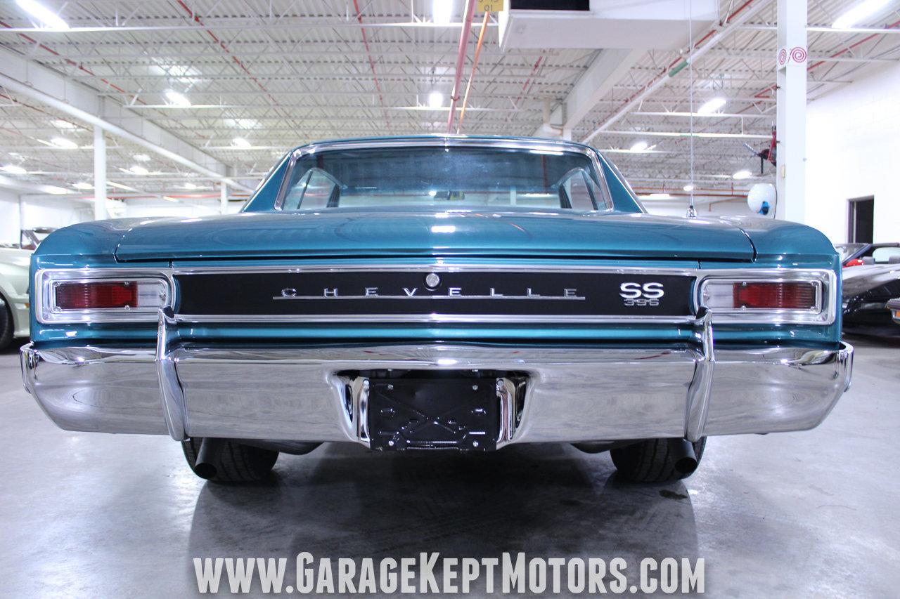 1966 Chevrolet Chevelle Ss 396 For Sale 87116 Mcg