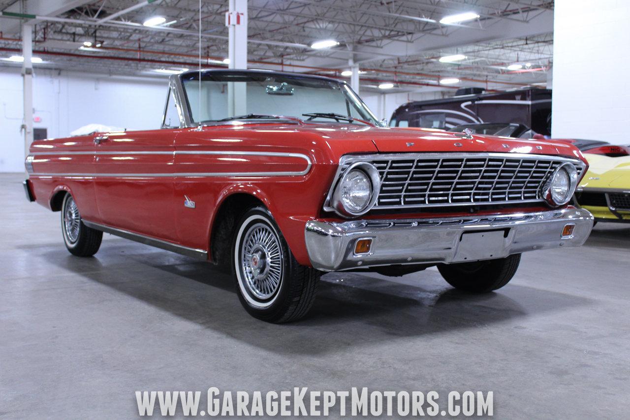 1964 Ford Falcon Futura Convertible For Sale 87984 Mcg