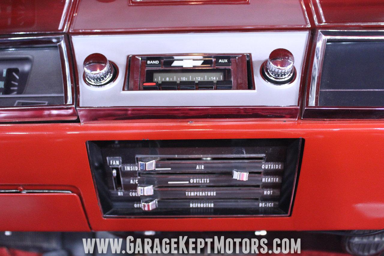 1966 Chevrolet El Camino For Sale 89226 Mcg Chevy