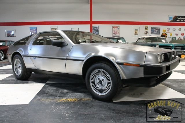 1981 1981 DeLorean DMC-12 For Sale