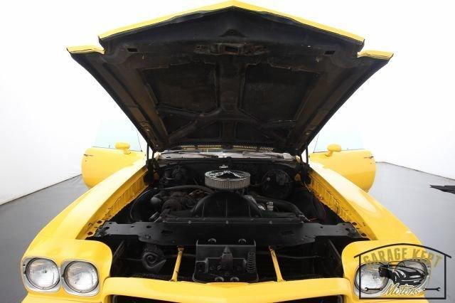 1972 1972 Pontiac GTO For Sale