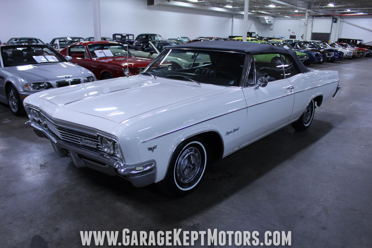 1966 Chevrolet Caprice Vin Decoder All About 2 Door Restored Source Impala Ss Convertible For Sale 95786 Mcg