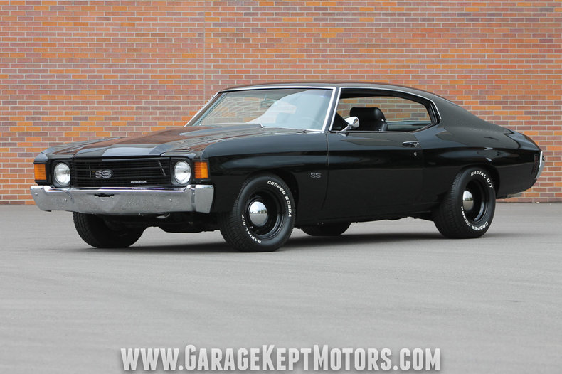 1972 Chevrolet. Chevelle SS