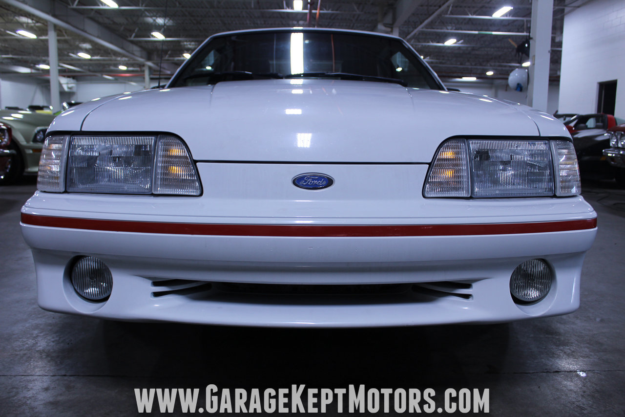 1988 Ford Mustang Gt For Sale 98924 Mcg Fog Lights
