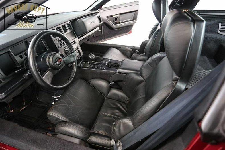 1989 1989 Chevrolet Corvette For Sale