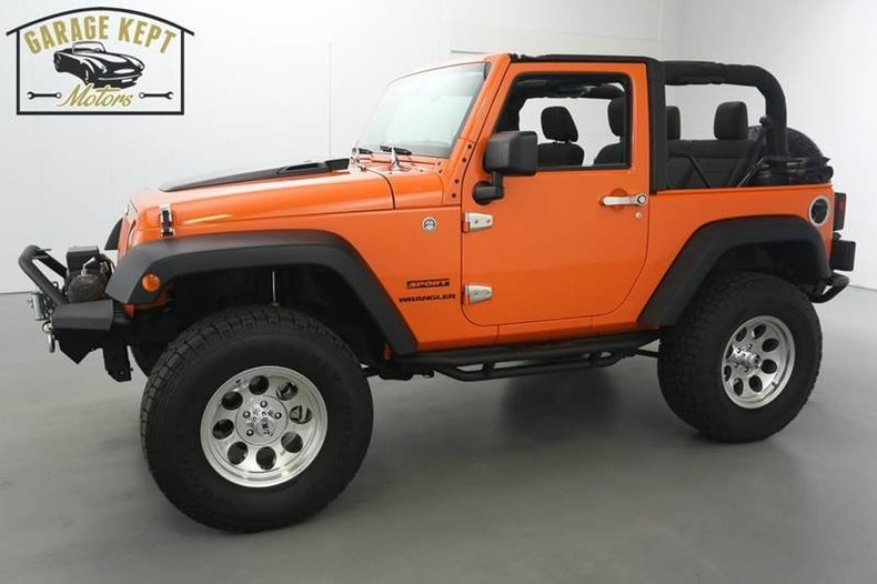 2012 2012 Jeep Wrangler For Sale