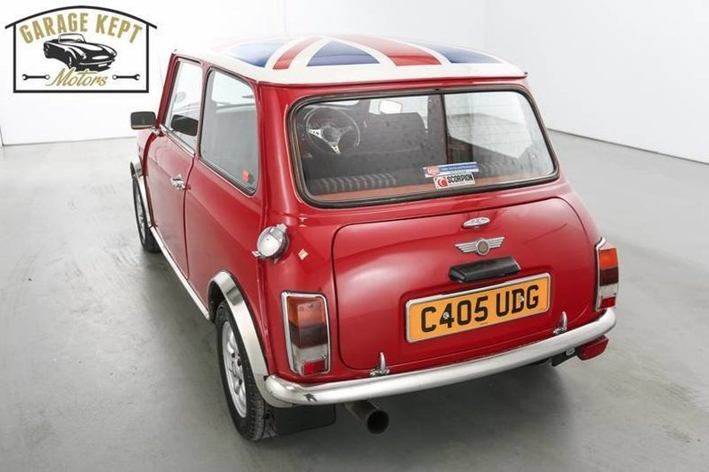 1985 austin mini cooper garage kept motors for Garage mini cooper annemasse