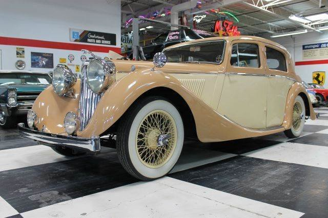1947 Jaguar Mark IV