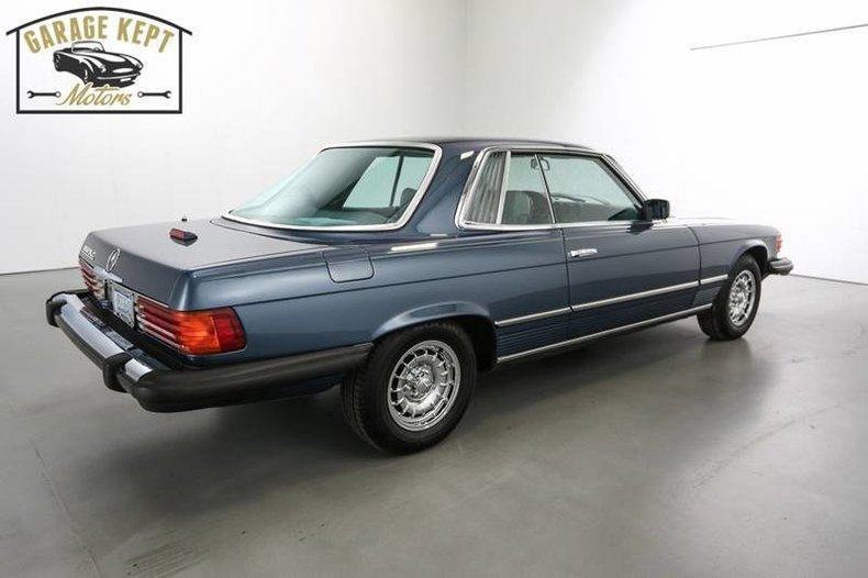 1980 1980 Mercedes-Benz 450SLC For Sale
