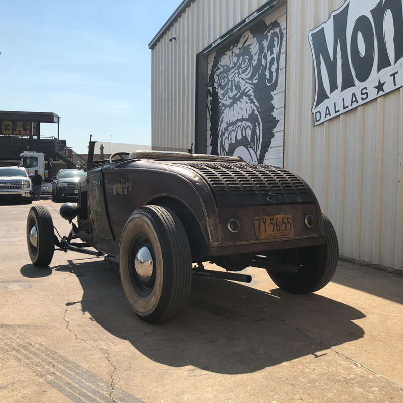 For Sale 1930 Ford Roadster