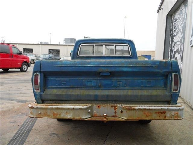 1971 1971 Ford F100 For Sale