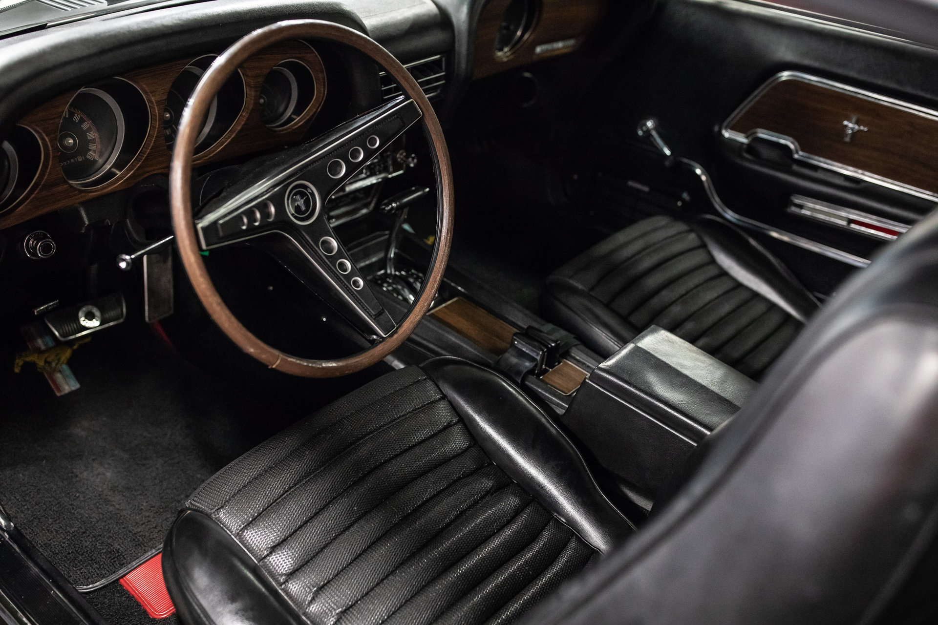 1969 Ford Mustang Gt Motor Cars