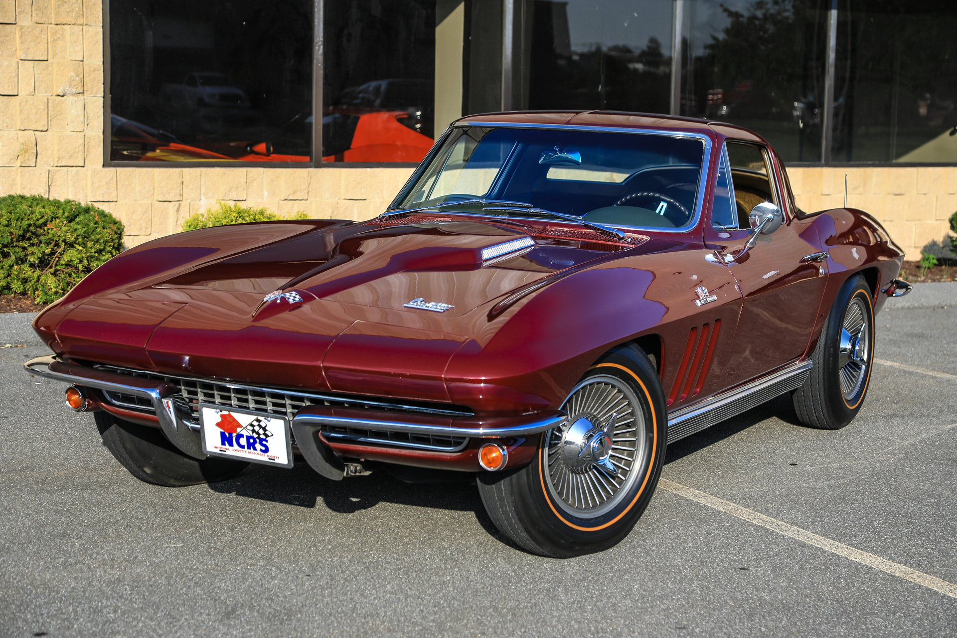 1966 Chevrolet Corvette BIG BLOCK 427 for sale #60911 | MCG