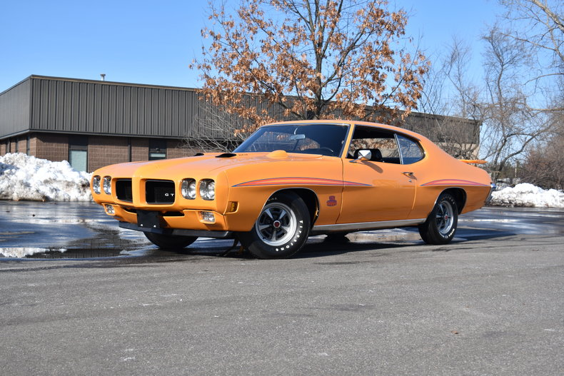 1970 Pontiac GTO JUDGE RA III