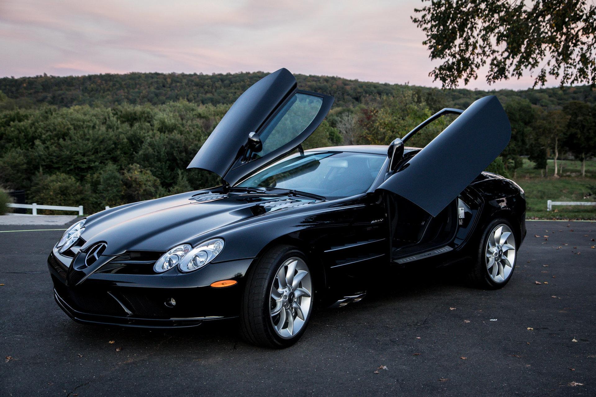 2006 mercedes benz mclaren slr gt motor cars. Black Bedroom Furniture Sets. Home Design Ideas