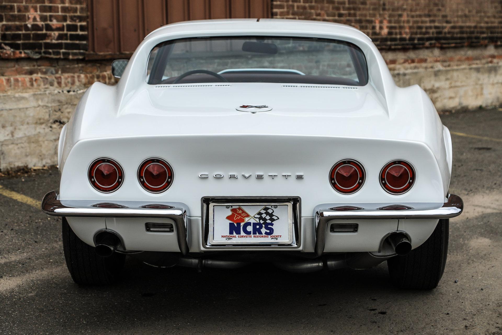 F E Bef Hd Chevrolet Corvette L