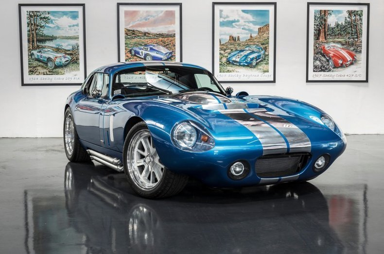 2014 Shelby Cobra Daytona