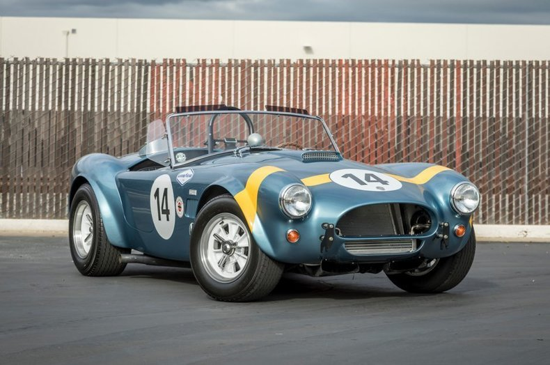 2015 Shelby 50th Anniversary 289 FIA Cobra